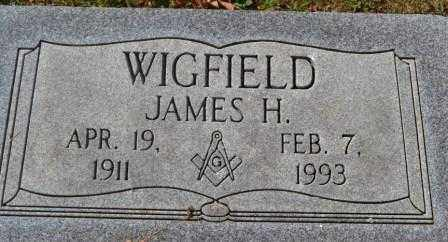 WIGFIELD, JAMES H. - Union County, Ohio | JAMES H. WIGFIELD - Ohio Gravestone Photos