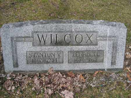 WILCOX, LENABELL - Union County, Ohio | LENABELL WILCOX - Ohio Gravestone Photos