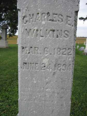 WILKINS, CHALRES E. - Union County, Ohio | CHALRES E. WILKINS - Ohio Gravestone Photos