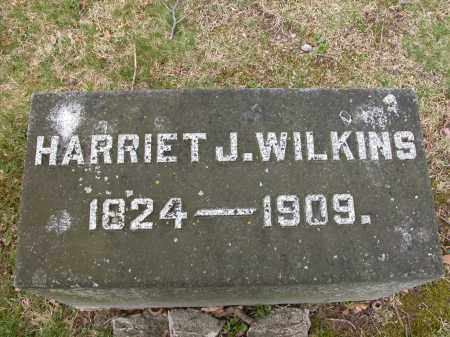 WILKINS, HARRIET J. - Union County, Ohio | HARRIET J. WILKINS - Ohio Gravestone Photos