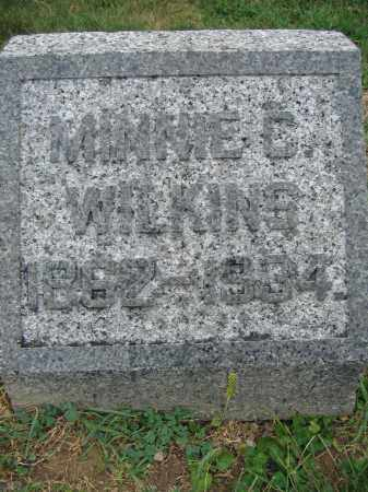 WILKINS, MINNIE C. - Union County, Ohio | MINNIE C. WILKINS - Ohio Gravestone Photos