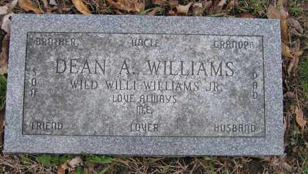 WILLIAMS, DEAN A. - Union County, Ohio | DEAN A. WILLIAMS - Ohio Gravestone Photos