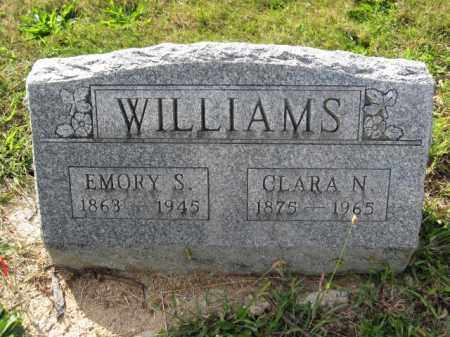 WILLIAMS, CLARA N. - Union County, Ohio | CLARA N. WILLIAMS - Ohio Gravestone Photos