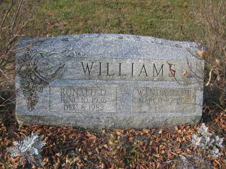 WILLIAMS, RONALD O. - Union County, Ohio | RONALD O. WILLIAMS - Ohio Gravestone Photos