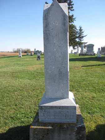 WILLISON, AMON R. - Union County, Ohio | AMON R. WILLISON - Ohio Gravestone Photos