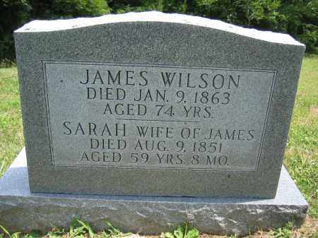 WILSON, SARAH - Union County, Ohio | SARAH WILSON - Ohio Gravestone Photos