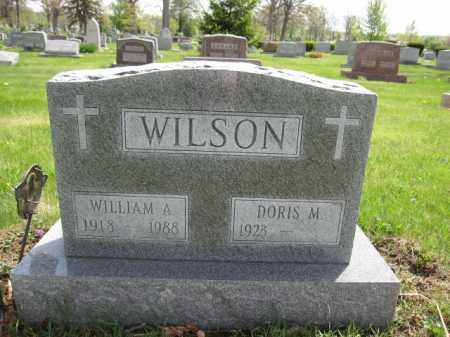 WILSON, WILLIAM A. - Union County, Ohio | WILLIAM A. WILSON - Ohio Gravestone Photos