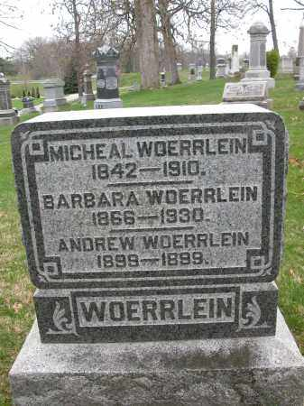 WOERRLEIN, MICHEAL - Union County, Ohio | MICHEAL WOERRLEIN - Ohio Gravestone Photos