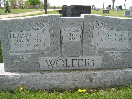 WOLFERT, HAZEL - Union County, Ohio | HAZEL WOLFERT - Ohio Gravestone Photos