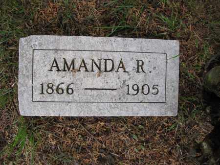 WOLFORD, AMANDA R. - Union County, Ohio | AMANDA R. WOLFORD - Ohio Gravestone Photos