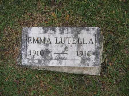 WOLFORD, EMMA LUTELLA - Union County, Ohio | EMMA LUTELLA WOLFORD - Ohio Gravestone Photos