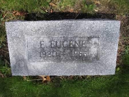 WOLFORD, E. EUGENE - Union County, Ohio | E. EUGENE WOLFORD - Ohio Gravestone Photos