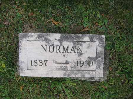 WOLFORD, NORMAN - Union County, Ohio | NORMAN WOLFORD - Ohio Gravestone Photos