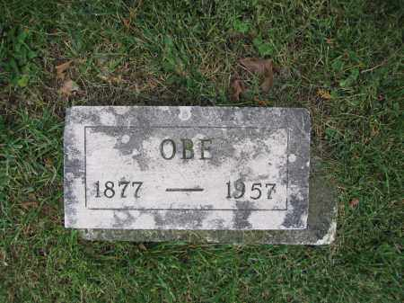 WOLFORD, OBE - Union County, Ohio | OBE WOLFORD - Ohio Gravestone Photos