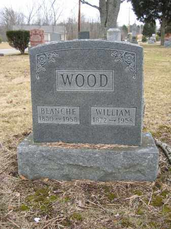 WOOD, WILLIAM - Union County, Ohio | WILLIAM WOOD - Ohio Gravestone Photos
