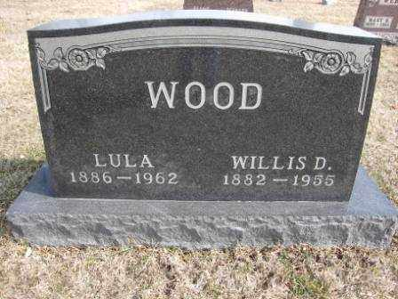 WOOD, WILLIS D. - Union County, Ohio | WILLIS D. WOOD - Ohio Gravestone Photos