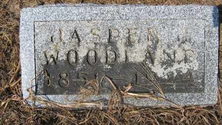 WOODLAND, JASPER J. - Union County, Ohio | JASPER J. WOODLAND - Ohio Gravestone Photos