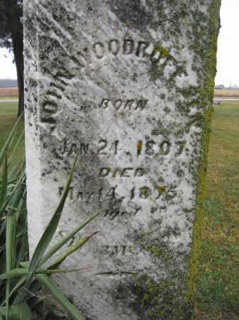 WOODRUFF, JOHN - Union County, Ohio | JOHN WOODRUFF - Ohio Gravestone Photos