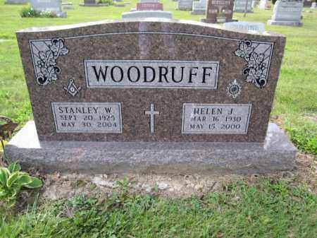 WOODRUFF, STANLEY W. - Union County, Ohio | STANLEY W. WOODRUFF - Ohio Gravestone Photos