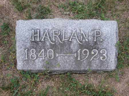 WOODS, HARLAN P. - Union County, Ohio | HARLAN P. WOODS - Ohio Gravestone Photos