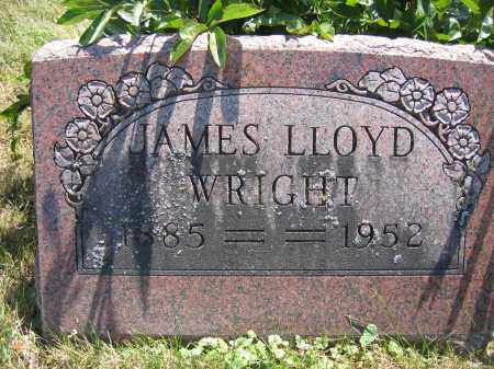 WRIGHT, JAMES LLOYD - Union County, Ohio | JAMES LLOYD WRIGHT - Ohio Gravestone Photos