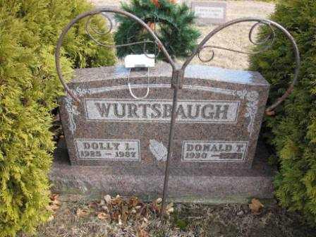 WURTSBAUGH, DONALD T. - Union County, Ohio | DONALD T. WURTSBAUGH - Ohio Gravestone Photos