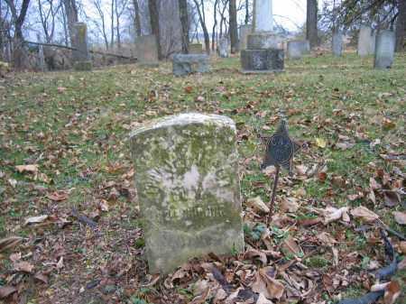 YARRINGTON, EPH'M - Union County, Ohio | EPH'M YARRINGTON - Ohio Gravestone Photos