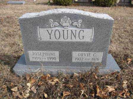 YOUNG, JOSEPHINE - Union County, Ohio | JOSEPHINE YOUNG - Ohio Gravestone Photos