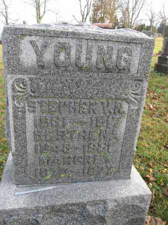YOUNG, BERTHENA BELLFIELD - Union County, Ohio | BERTHENA BELLFIELD YOUNG - Ohio Gravestone Photos