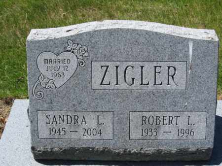 ZIGLER, SANDRA L. - Union County, Ohio | SANDRA L. ZIGLER - Ohio Gravestone Photos