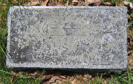ZWERNER, INFANT SON - Union County, Ohio | INFANT SON ZWERNER - Ohio Gravestone Photos