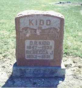 KIDD, DAVID R - Van Wert County, Ohio | DAVID R KIDD - Ohio Gravestone Photos