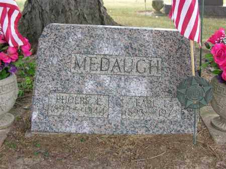 MEDAUGH, PHOEBE E. - Van Wert County, Ohio | PHOEBE E. MEDAUGH - Ohio Gravestone Photos