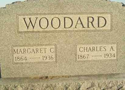 SHINGLER WOODARD, MARGARET - Van Wert County, Ohio | MARGARET SHINGLER WOODARD - Ohio Gravestone Photos