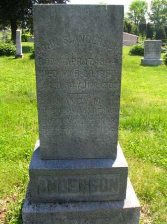, NANCY M - Vinton County, Ohio | NANCY M  - Ohio Gravestone Photos