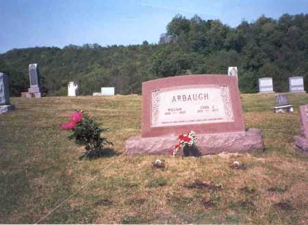 CASTOR ARBAUGH, CORA J. - Vinton County, Ohio | CORA J. CASTOR ARBAUGH - Ohio Gravestone Photos