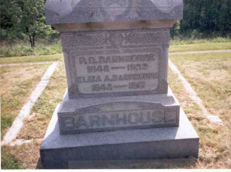 BARNHOUSE, ELIZA ANN - Vinton County, Ohio | ELIZA ANN BARNHOUSE - Ohio Gravestone Photos