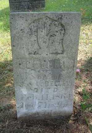 BELLEW, JOSEPH W. - Vinton County, Ohio | JOSEPH W. BELLEW - Ohio Gravestone Photos