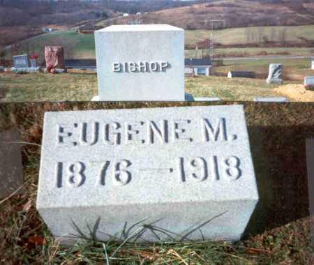 BISHOP, M.D., EUGENE M. - Vinton County, Ohio | EUGENE M. BISHOP, M.D. - Ohio Gravestone Photos