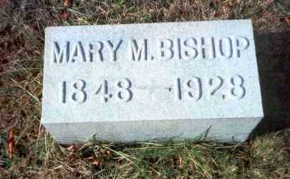 MORTON BISHOP, MARY - Vinton County, Ohio | MARY MORTON BISHOP - Ohio Gravestone Photos