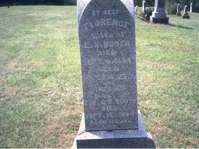 BOOTH, UNNAMED - Vinton County, Ohio | UNNAMED BOOTH - Ohio Gravestone Photos