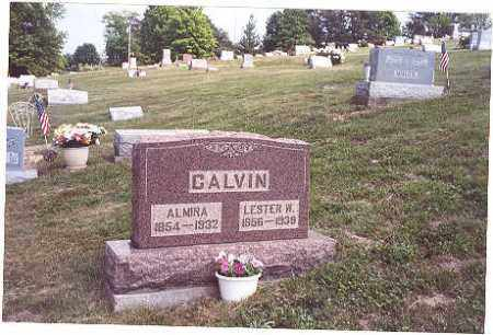 KINCAID CALVIN, ALMIRA - Vinton County, Ohio | ALMIRA KINCAID CALVIN - Ohio Gravestone Photos