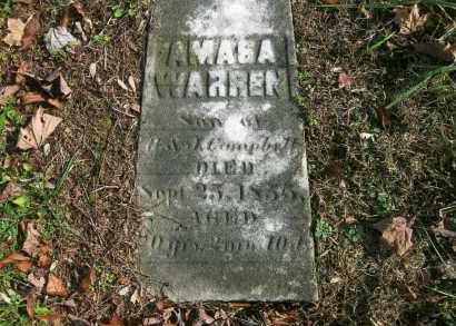 CAMPBELL, AMASA WARREN - Vinton County, Ohio | AMASA WARREN CAMPBELL - Ohio Gravestone Photos