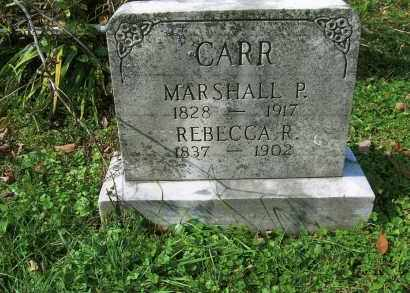 CARR, REBECCA R. - Vinton County, Ohio | REBECCA R. CARR - Ohio Gravestone Photos