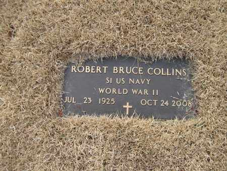 COLLINS, ROBERT BRUCE - Vinton County, Ohio | ROBERT BRUCE COLLINS - Ohio Gravestone Photos