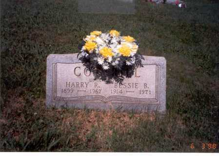 PERRY COTTRILL, BESSIE B. - Vinton County, Ohio | BESSIE B. PERRY COTTRILL - Ohio Gravestone Photos