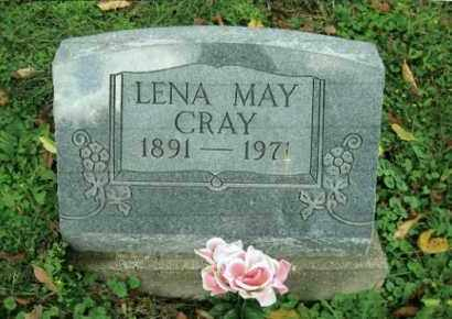 MCLAUGHLIN CRAY, LENA MAE - Vinton County, Ohio | LENA MAE MCLAUGHLIN CRAY - Ohio Gravestone Photos