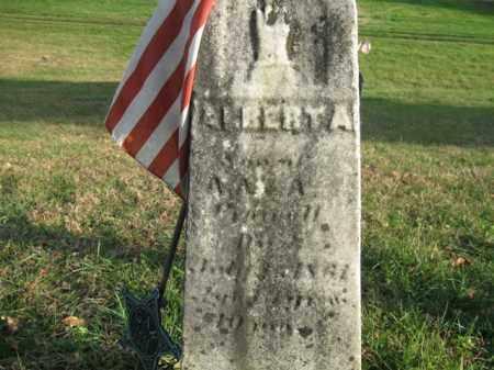 CROWELL, JR., ALBERT A. - Vinton County, Ohio | ALBERT A. CROWELL, JR. - Ohio Gravestone Photos