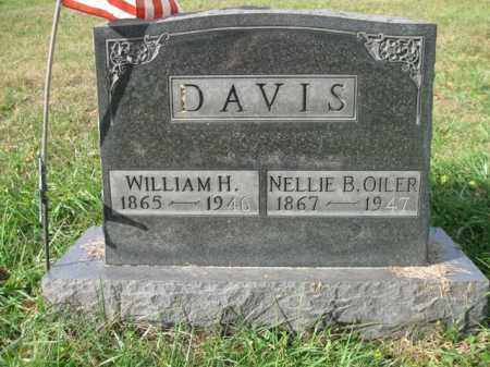 DAVIS, WILLIAM H. - Vinton County, Ohio | WILLIAM H. DAVIS - Ohio Gravestone Photos