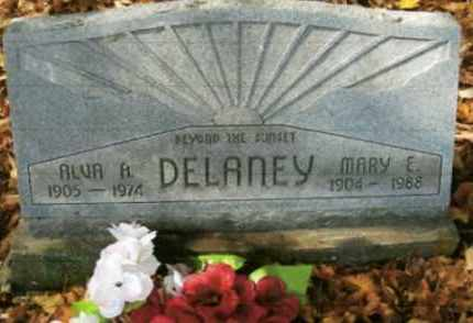 DELANEY, MARY E. - Vinton County, Ohio | MARY E. DELANEY - Ohio Gravestone Photos